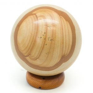 Picture Jasper Sphere-0