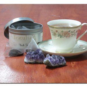 Amethyst Crystal Tea - Set of 12 Teabags-0