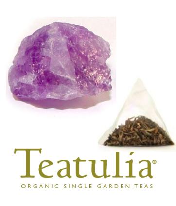 Amethyst Crystal Tea - Set of 12 Teabags-76628