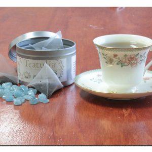 Aquamarine Crystal Tea - Set of 12 Teabags-0