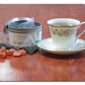 Carnelian Crystal Tea - Set of 12 Teabags-0