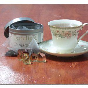 Citrine Crystal Tea - Set of 12 Teabags-0