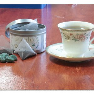 Emerald Crystal Tea - Set of 12 Teabags-0