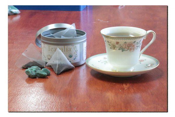 Emerald Crystal Tea - Set of 12 Teabags-0