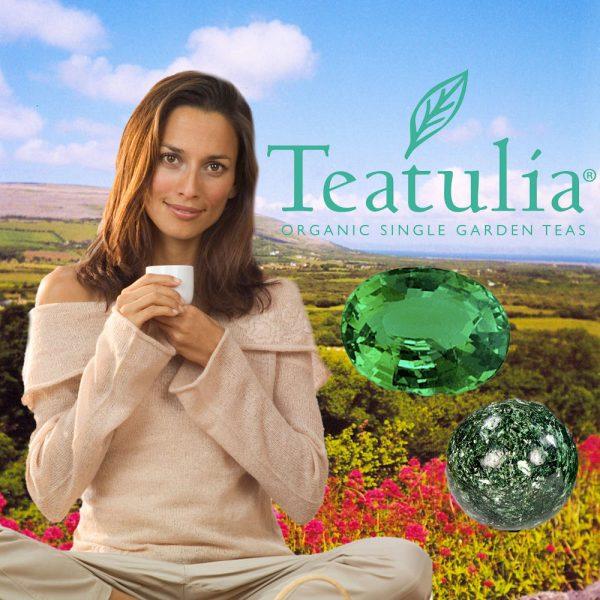 Emerald Crystal Tea - Set of 12 Teabags-80553