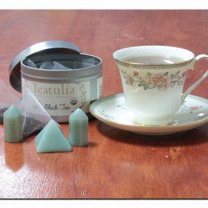 Green Aventurine Crystal Tea - Set of 12 Teabags-0