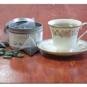 Jade Crystal Tea - Set of 12 Teabags-0