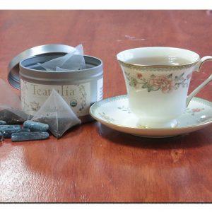 Kyanite Crystal Tea - Set of 12 Teabags-0