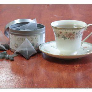 Labradorite Crystal Tea - Set of 12 Teabags-0