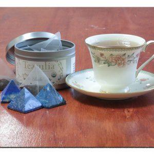 Lapis Lazuli Crystal Tea - Set of 12 Teabags-0
