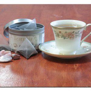 Pink Opal Crystal Tea - Set of 12 Teabags-0