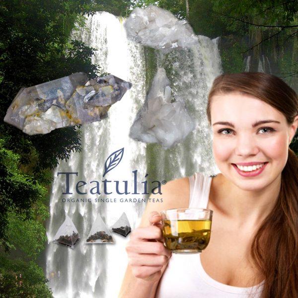 Quartz Crystal Tea - Set of 12 Teabags-80531