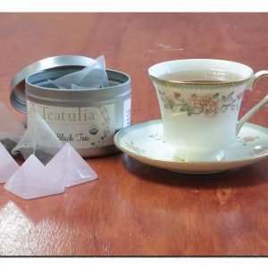 Rose Quartz Crystal Tea - Set of 12 Teabags-0