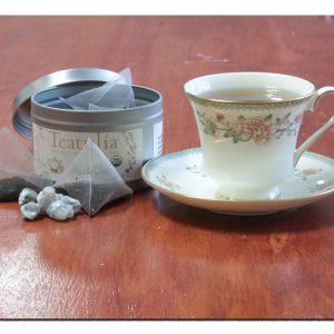 Sapphire Crystal Tea - Set of 12 Teabags-0
