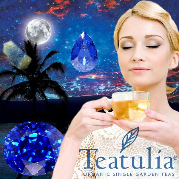 Sapphire Crystal Tea - Set of 12 Teabags-80545