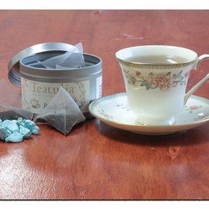 Turquoise Crystal Tea - Set of 12 Teabags-0