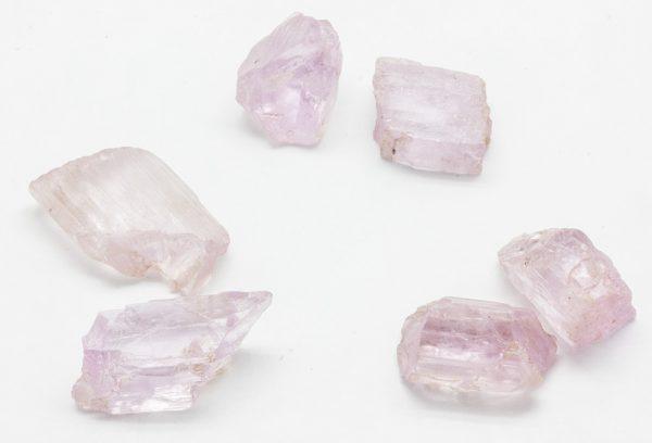 Kunzite Crystal Pair-83431