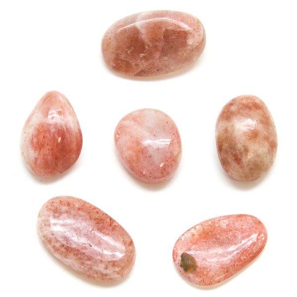 Sunstone Tumbled Stone Set (Small)-85812