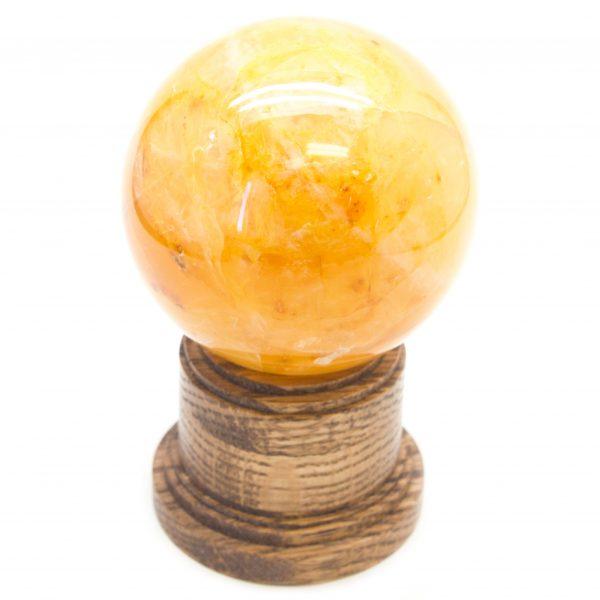 Golden Healer Lemurian Sphere(70-80mm)-0