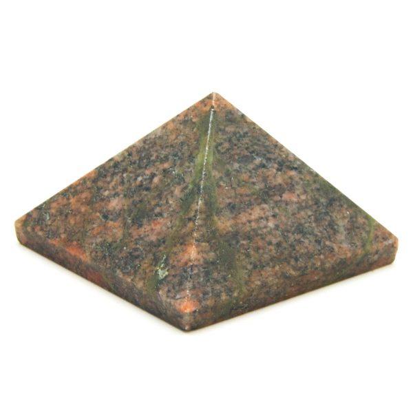 Unakite Pyramid-87974
