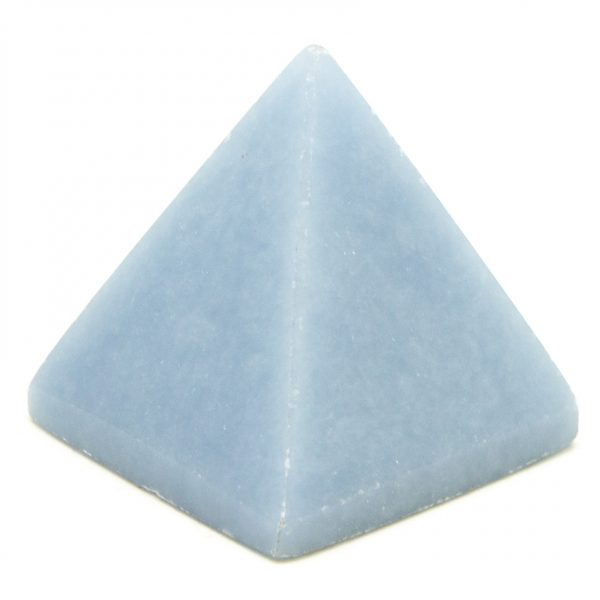 Angelite Pyramid-0