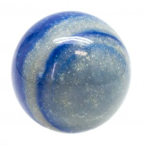 Dumortierite Sphere (40-50mm)-0