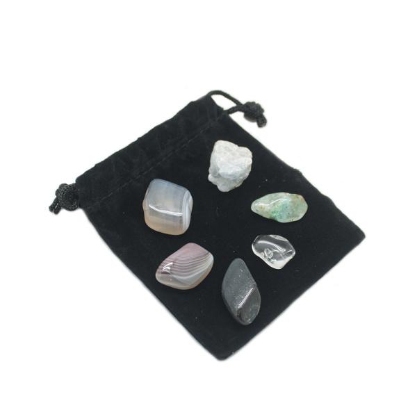 Gemini Zodiac Crystal Kit-0