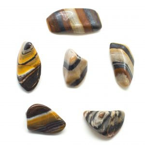 Banded Jasper Tumbled Set (Medium)-0