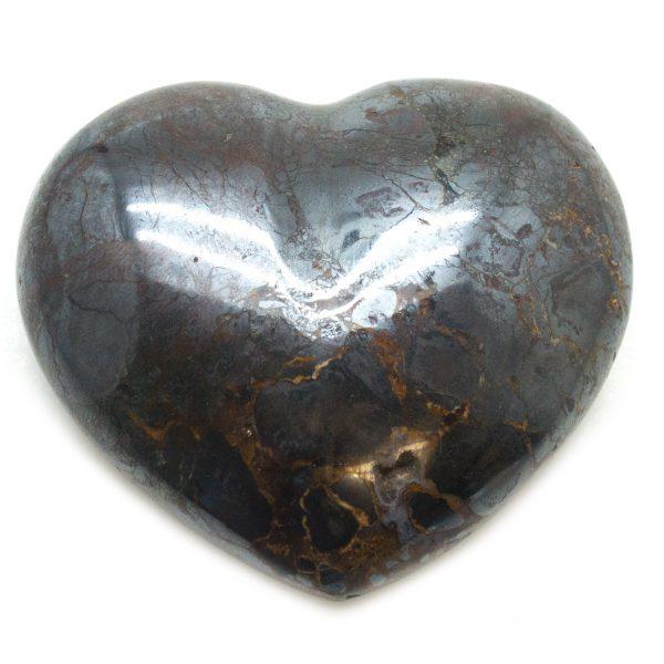 Hematite Heart-92808