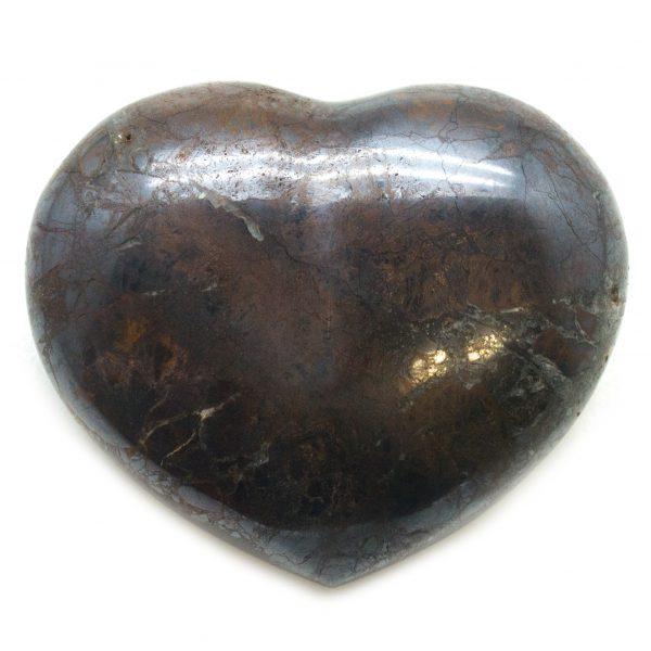 Hematite Heart-0
