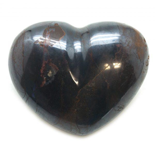 Hematite Heart-92809