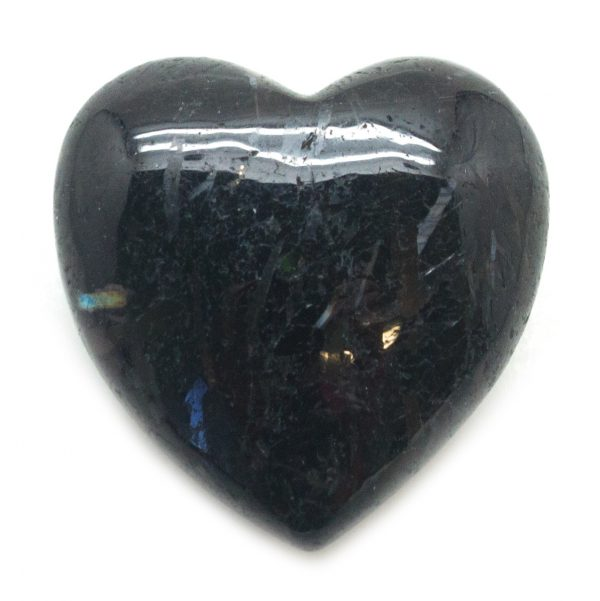 Nuummite Heart-95145
