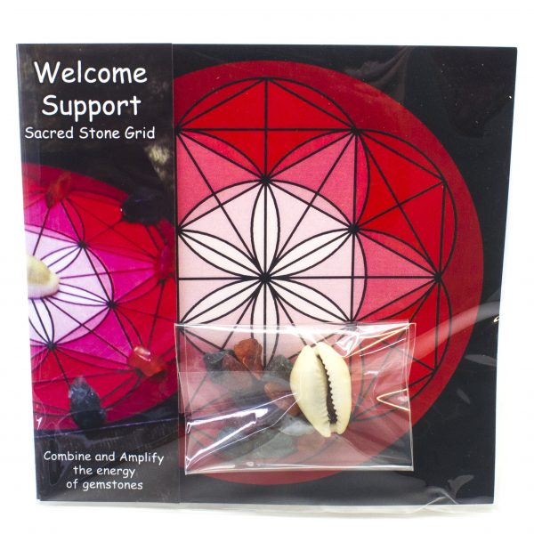 Welcome Support Grid Kit-0