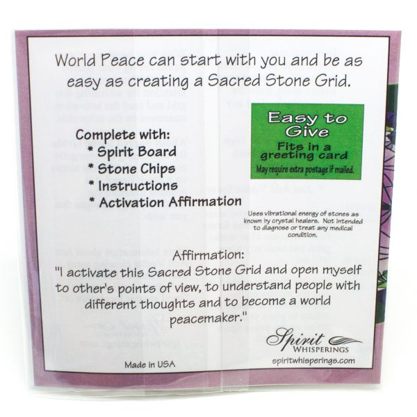 World Peace Grid Kit-91947