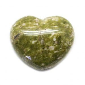 Epidote Heart-0