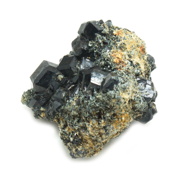 Grossular Garnet Cluster-136725