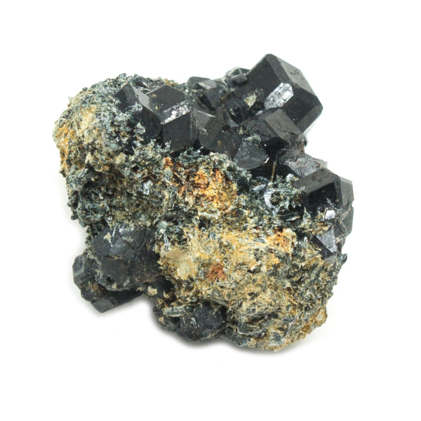 Grossular Garnet Cluster-136724