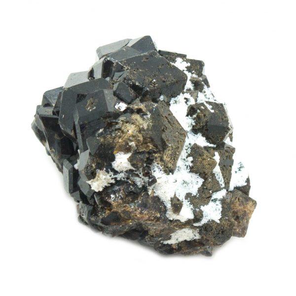Grossular Garnet Cluster-136731