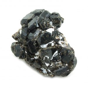 Grossular Garnet Cluster-136742