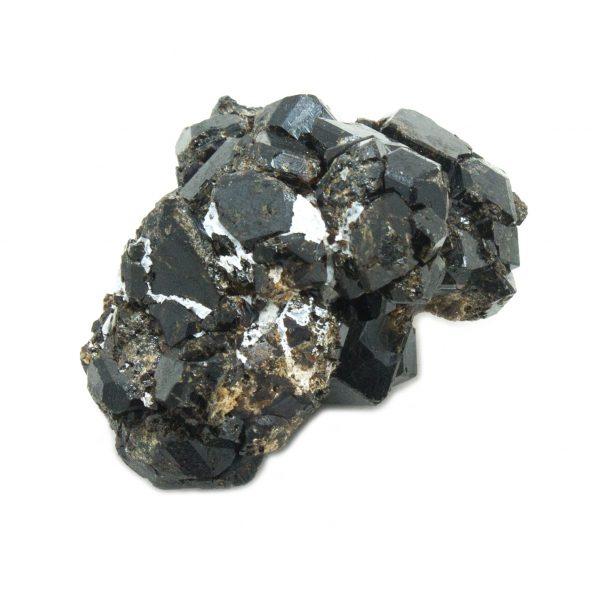 Grossular Garnet Cluster-136743