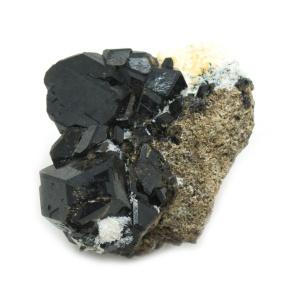 Grossular Garnet Cluster-136748