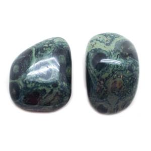 Kambaba Jasper Aura Stone Pair (Small)-113835