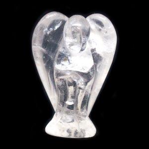 Quartz Angel Carving-0