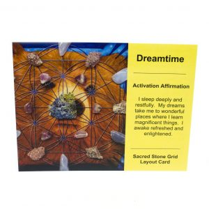 Dreamtime Grid Layout Card-0