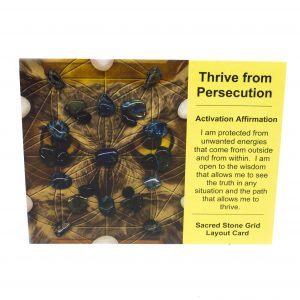 Thrive from Persecution Grid Layout Card-0