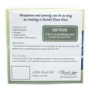 Acceptance & Serenity Grid Kit-115644