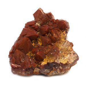 Red Quartz Cluster-116335