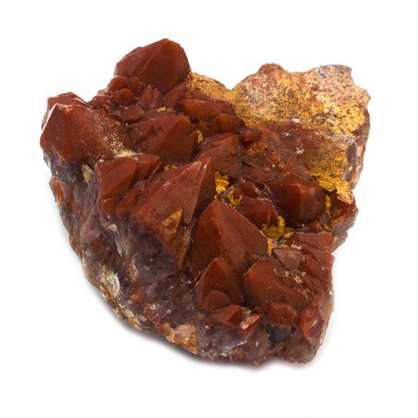 Red Quartz Cluster-116334