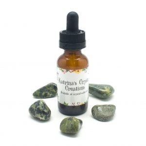Nephrite Jade Crystal Essence-0