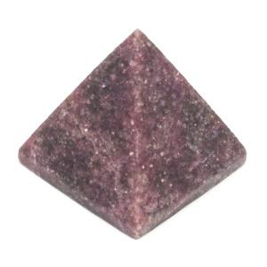 Lepidolite Pyramid-117904